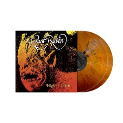 Count Raven - High On Infinity - DOUBLE LP GATEFOLD COLOURED