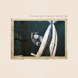 Courtney Marie Andrews - On My Page - CD DIGIPAK