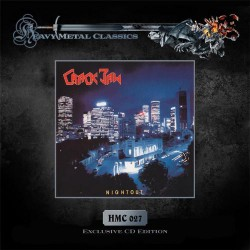 Crack Jaw - Nightout - CD