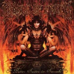 Cradle Of Filth - Bitter Suites To Succubi - CD