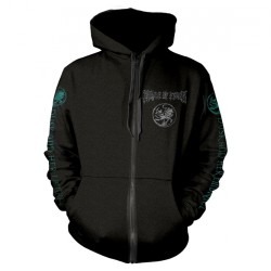 Cradle Of Filth - Dusk And Her Embrace - Hooded Sweat Shirt Zip (Men)
