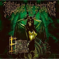 Cradle Of Filth - Eleven Burial Masses - CD
