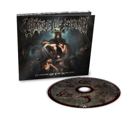 Cradle Of Filth - Hammer Of The Witches - CD DIGIPAK