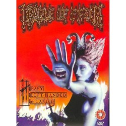Cradle Of Filth - Heavy Left-Handed & Candid - DVD DIGIPAK