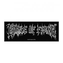Cradle Of Filth - Logo - Patch