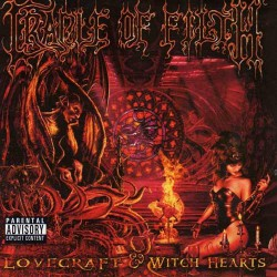 Cradle Of Filth - Lovecraft & Witch Hearts - 2CD DIGIPAK
