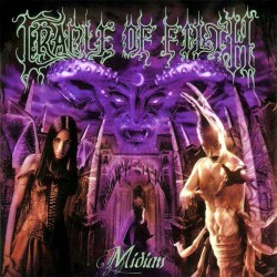 Cradle Of Filth - Midian - CD