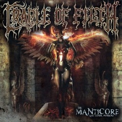 Cradle Of Filth - The Manticore And Other Horrors - CD DIGIBOOK