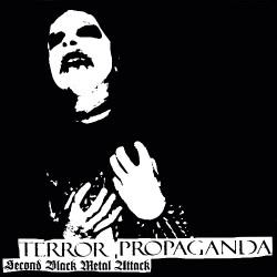 Craft - Terror, Propaganda - Second Black Metal Attack - CD DIGIPAK + Digital