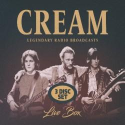 Cream - Live Box - 3CD DIGISLEEVE
