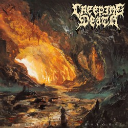 Creeping Death - Wretched Illusions - LP