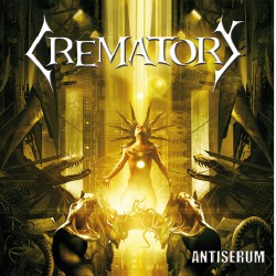 Crematory - Antiserum - DOUBLE LP GATEFOLD COLOURED