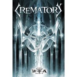 Crematory - Live W:O:A 2014 - DVD DIGIPAK