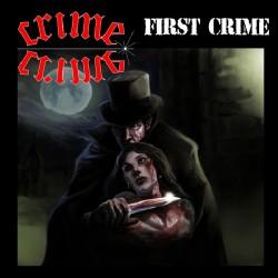 Crime - First Crime - CD EP