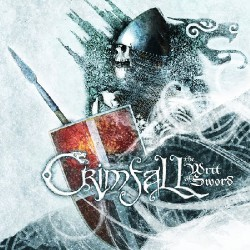 Crimfall - The Writ of Sword - CD
