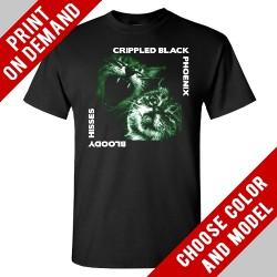 Crippled Black Phoenix - Bloody Hisses - Print on demand