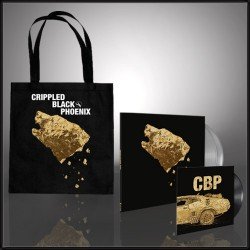 "Crippled Black Phoenix - Bundle 9 - Double LP gatefold coloured + 7"" vinyl + tote bag"