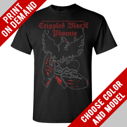 Crippled Black Phoenix - Crippled Black Phoenix - Print on demand