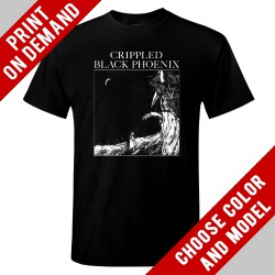 Crippled Black Phoenix - Crow - Print on demand
