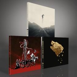 Crippled Black Phoenix - Great Escape + New Dark Age + Bronze - 3CD BUNDLE