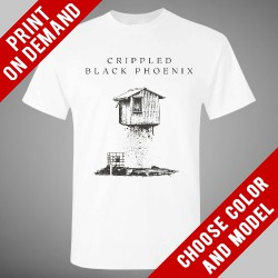 Crippled Black Phoenix - Levitating House - Print on demand