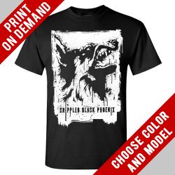 Crippled Black Phoenix - Wolf - Print on demand