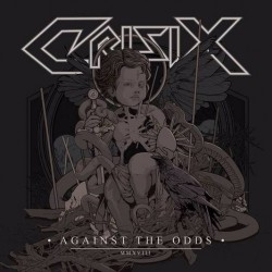 Crisix - Against The Odds - LP COLOURED