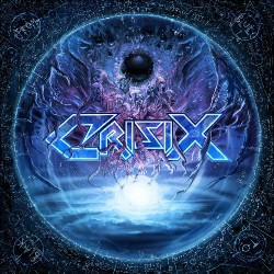 Crisix - From Blue To Black - LP