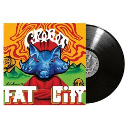 Crobot - Welcome To Fat City - LP Gatefold