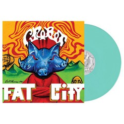 Crobot - Welcome To Fat City - LP Gatefold Coloured