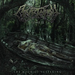 Cryptopsy - The Book Of Suffering Tome II - LP