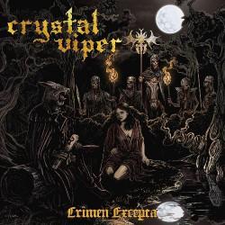 Crystal Viper - Crimen Excepta - CD