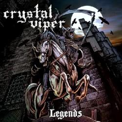 Crystal Viper - Legends - CD
