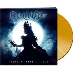 Crystal Viper - Tales Of Fire And Ice - LP Gatefold Coloured
