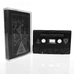 Cult Of Extinction - Black Nuclear Magick Attack - CASSETTE