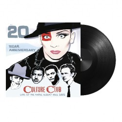 Culture Club - Live At Royal Albert Hall - DOUBLE LP Gatefold