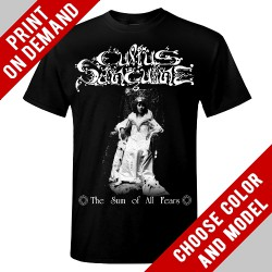 Cultus Sanguine - The Sum Of All Fears - Print on demand