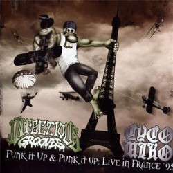 Cyco Miko/infectious Grooves - Funk It Up & Punk It Up: Live - DOUBLE CD