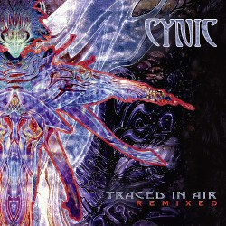 Cynic - Traced in Air Remixed - CD DIGIPAK + Digital