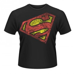 DC Originals - Superman Logo Colour Angled - T-shirt (Men)