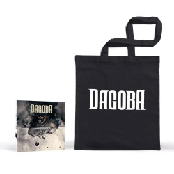 Dagoba - Black Nova - CD Digibook + Tote bag