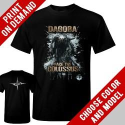 Dagoba - Great Colossus - Print on demand