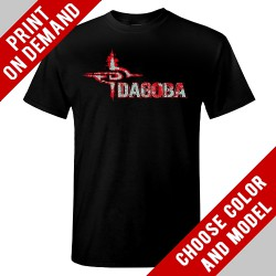 Dagoba - Logo - Print on demand