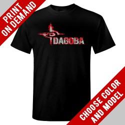 Dagoba - Logo - Print on demand