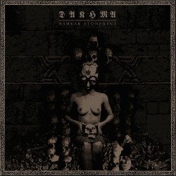 Dakhma - Hamkar Atonement - DOUBLE LP Gatefold