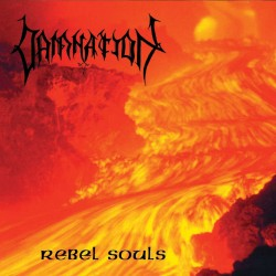 Damnation - Rebel Souls - CD DIGIPAK