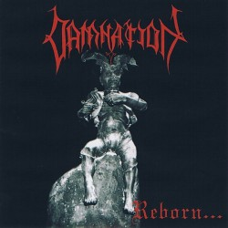 Damnation - Reborn... - CD