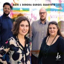 Dani & Debora Gurgel Quarteto - Garra - CD DIGIPAK