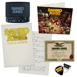 Danko Jones - A Rock Supreme - BOX COLLECTOR
