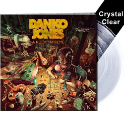 Danko Jones - A Rock Supreme - LP Gatefold Coloured